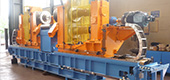 Casting and rolling mill machinery